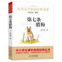 第七条猎狗 曹文轩推荐儿童文学经典书系 2万多名读者热评!