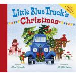 【预订】Little Blue Truck's Christmas