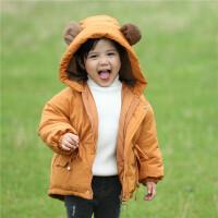 婴幼儿冬装童装小童羽绒服男童女童宝宝加厚保暖外套