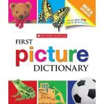 【预订】Scholastic First Picture Dictionary
