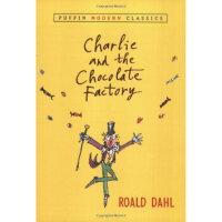 查理和巧克力工厂进口原版 平装 经典儿童文学小学阶段(7-12岁),Roald Dahl(罗尔德・达尔),Quenti
