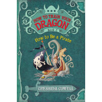 How to Train Your Dragon Book 2: How to Be a Pirate 驯龙高手2 (