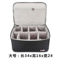JTB单反相机包防潮抗震单反相机大容量内胆包多功能旅行配件便携式收纳包收纳盒
