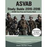 【预订】ASVAB Study Guide 2015-2016: ASVAB Test Prep and Practi