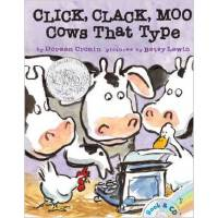 [现货]Click,Clack,Moo: Cows That Type