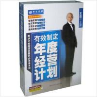 有效制定年度经营计划 王磊 6DVD 企业学习培训视频 光盘 世纪传播