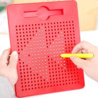 20181225060744611儿童磁性画板ipad写字板1-2-3岁宝宝涂鸦板小黑板家用磁性笔幼儿