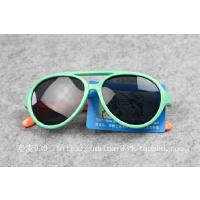 男童偏光软硅胶儿童太阳眼镜蛤蟆女童2-3-4-5-6岁防紫外线墨镜