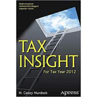 【预订】Tax Insight 9781430247371