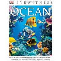 【预订】DK Eyewitness Books: Ocean