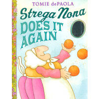 Strega Nona Does It Again巫婆奶奶再做一次ISBN9780399257810