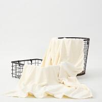 珊瑚绒吸水毛巾儿童婴儿家用柔软情侣美容院裹胸大浴巾j 75x150cm