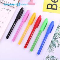 德国施耐德BK402小学生用儿童练字成人书写书法办公墨水墨囊女孩男孩钢笔免费刻字定制笔