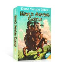英文原版 哈尔的移动城堡 Howl's Moving Castle 中小学生课外阅读小说 宫崎骏动画电影原著 青少年奇