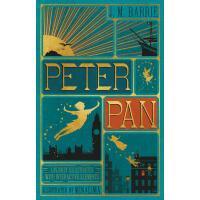 【预订】Peter Pan (Illustrated with Interactive Elements)