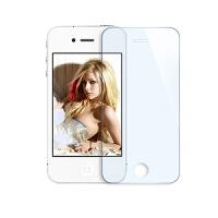 坚达 纳米防碎软膜 软性手机贴膜 适用于 iPhone5 /5S