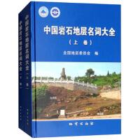 【正版二手书9成新左右】中国岩石地层名词大全(套装上下卷 全国地层委员会 地质出版社