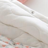 男婴儿连体衣冬季棉衣女宝宝夹棉爬服新生儿加厚哈衣 婴幼儿衣服