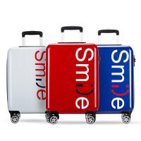 卡拉羊儿童拉杆箱学生行李箱时尚休闲旅行箱CX8632