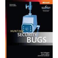 【二手书8成新】Hunting Security Bugs Tom Gallagher,Bryan Jeffries,