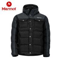 Marmot/土拨鼠秋冬新户外防风加厚保暖700蓬羽绒服