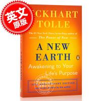 现货 新世界:灵性的觉醒 英文原版 ECKHART TOLLE A NEW EARTH