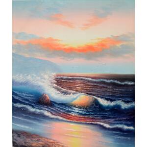 Y399张晨燕海上日出