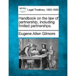 【预订】Handbook on the Law of Partnership, Including Limited P