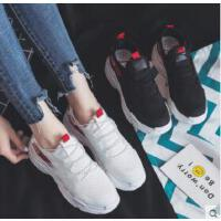 新款运动鞋女跑步鞋休闲原宿ulzzang韩版学生小白鞋板鞋