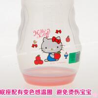 儿童水壶带柄宝宝训练吸管杯