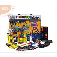 儿童水彩笔 蜡笔 画笔工具绘画套装 涂鸦幼儿园画画文具礼盒, 多绘画工具 齐全绘画装备 * 佳品