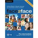【预订】Face2face Pre-Intermediate Testmaker CD-ROM and Audio C