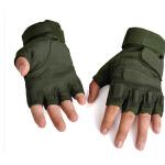 实用双线加固手套 防割户外格 斗 手套  户外必备 战术 手套半指手套