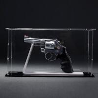 1:2.05全金属可拆卸史密斯维森M29左轮玩具手枪模型 MX7219-0090