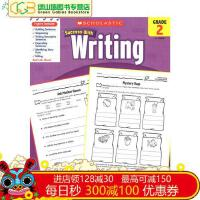 学乐成功系列ScholasticSuccessWithWriting,Grade2二年级