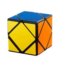 六一儿童礼物 圣手正品斜转异形魔方 滚珠定位益智玩具比赛专用 顺滑送秘籍