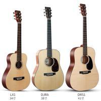 马丁DJRLX1EDRS2343841寸单板全单旅行民谣电箱吉他 ED sheeran 3 (÷) 签