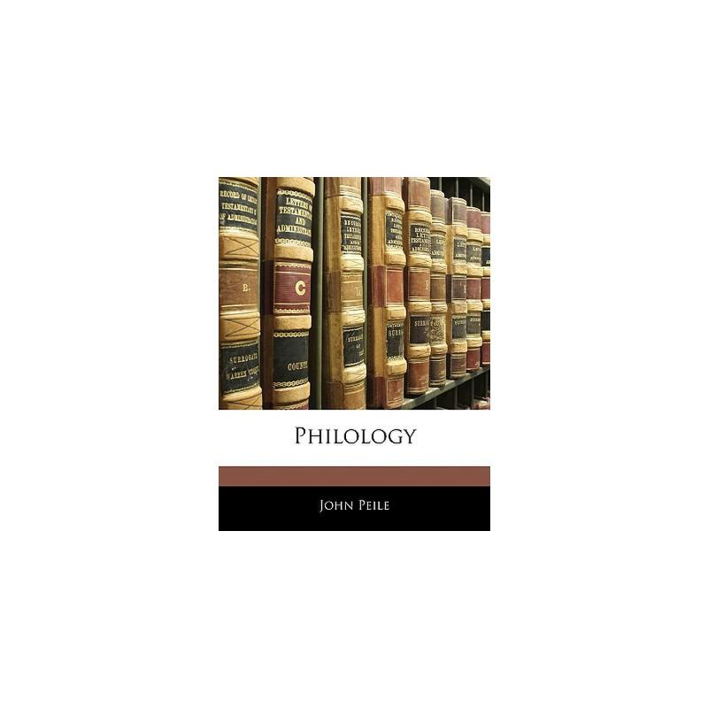 【预订】Philology 预订商品,需要1-3个月发货,非质量问题不接受退换货。