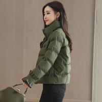 短款棉衣女2018新款小棉袄时尚小款满分的150小个子冬装外套