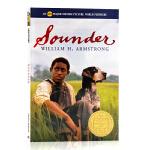 大嗓门传奇 英文原版小说 Sounder 纽伯瑞金奖 英文版8-12岁儿童文学书 电影原著