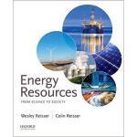 【预订】Energy Resources: From Science to Society 9780190200497