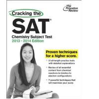 [现货]SAT TEST:CHEMISTRY 12E(BK)