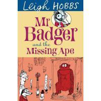 【预订】Mr Badger and the Missing Ape