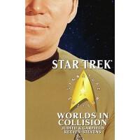 【预订】Star Trek: Signature Edition: Worlds in Collision