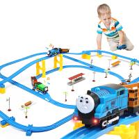 托马斯小火车轨道套装轨道火车轨道车玩具电动火车男孩