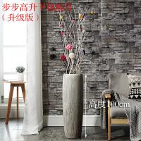 富贵竹陶瓷大号花瓶北欧式摆件客厅干插花落地创意摆设家居装饰品