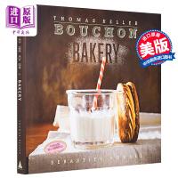【中商原版】米其林三星主厨Thomas Keller:Bouchon Bakery烘焙食谱 英文原版 Bouchon
