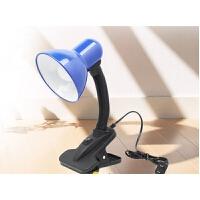 护眼夹子小台灯 卧室床头插电节能台灯 补光台灯 护眼灯