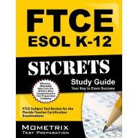 【预订】Ftce ESOL K-12 Secrets Study Guide: Ftce Test Review for