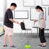 弹力软轴乒乓球训练器自练网红儿童防近视室内力球拍家用吸盘